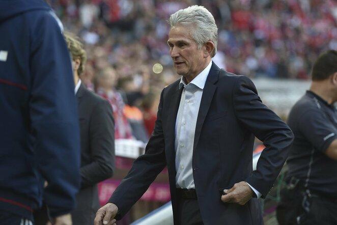 "Vokietijos ""Bundesliga"": Miuncheno ""Bayern"" - ""Freiburg"" (2017.10.14)   Scanpix nuotr."