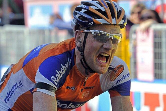 Pieteris Weeningas | AP/Scanpix nuotr.