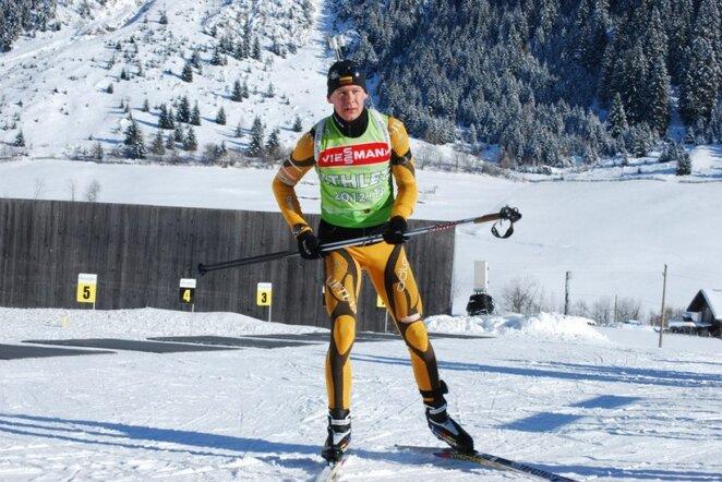 Tomas Kaukėnas | Lietuvos biatlono federacijos nuotr.