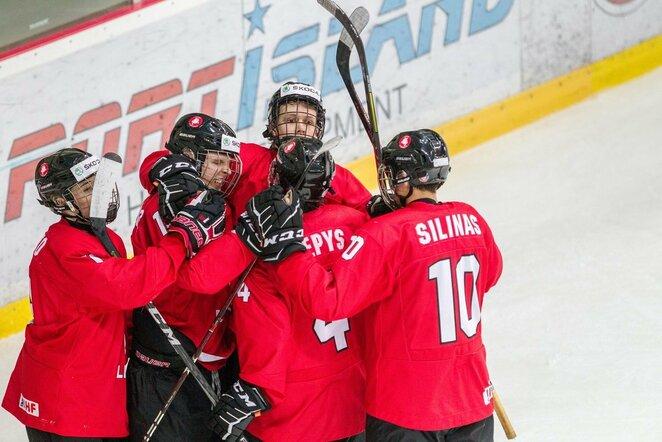 Ledo ritulys | hockey.lt nuotr.