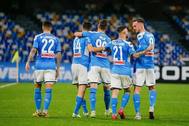 Lazio | Scanpix nuotr.