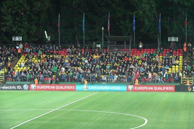 LFF stadionas | Tito Pacausko  nuotr.