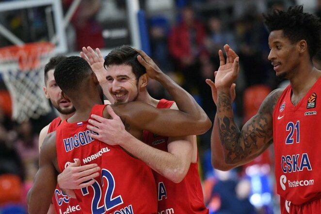 CSKA | Scanpix nuotr.