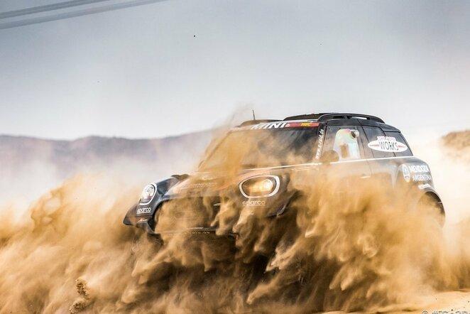 Dakaro dalyvių testai | iGo2Dakar nuotr.