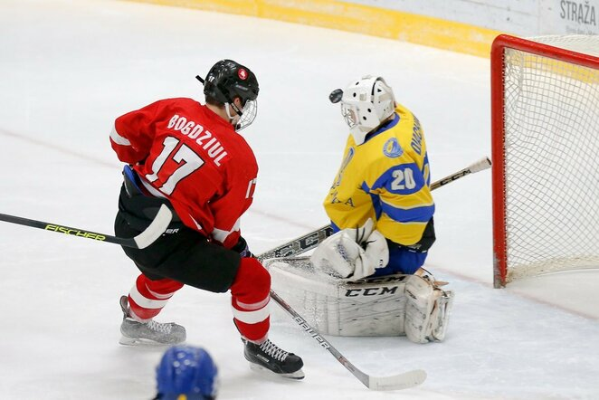 Dominykas Bogdziulis   hockey.lt nuotr.