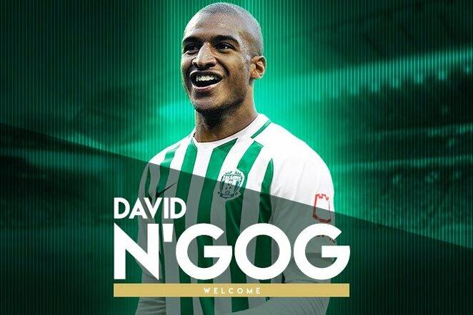 Davidas N'Gogas | fkzalgiris.lt nuotr.
