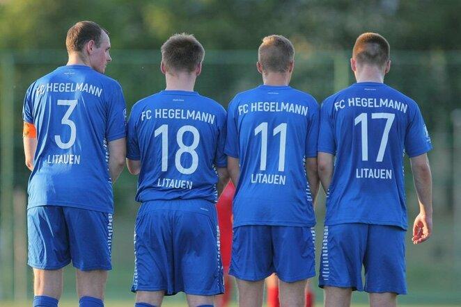 """FK """"Hegelmann Litauen"""" Klubo foto"""