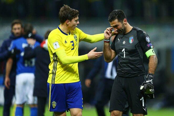 Gianluigi Buffonas | Scanpix nuotr.