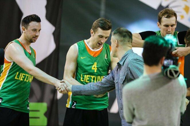 3x3 krepšinis | Organizatorių nuotr.