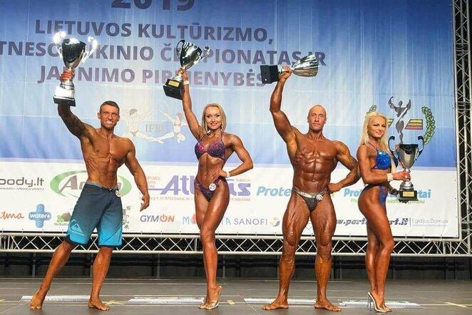 Šiauliuose surengtas IFBB Lietuvos čempionatas ir jaunimo pirmenybės | J.Jankūno nuotr.