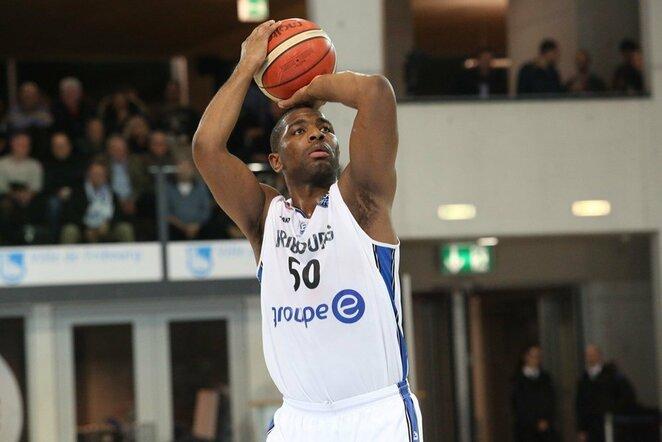 Andre Williamsonas | FIBA nuotr.