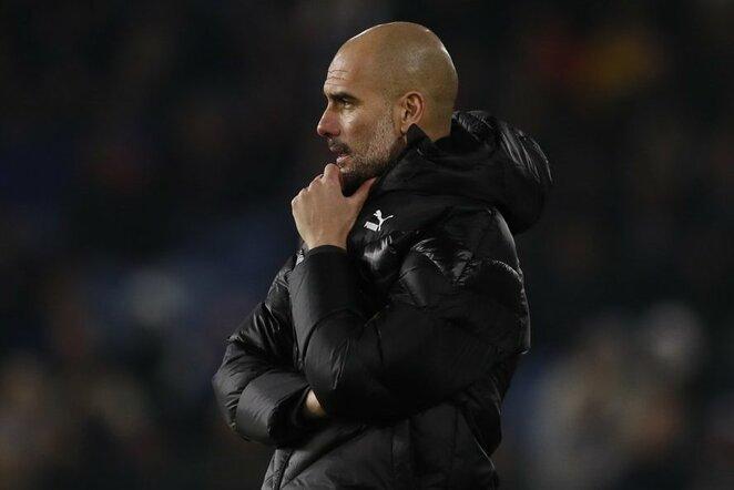 Pepas Guardiola   Scanpix nuotr.