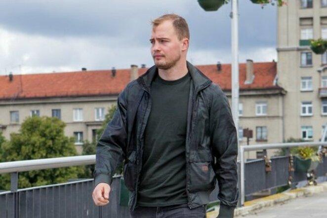 Herkus Lukošiūnas   Organizatorių nuotr.