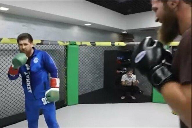 Ramzanas Kadyrovas | Instagram.com nuotr