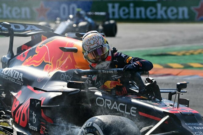 Maxas Verstappenas   Scanpix nuotr.