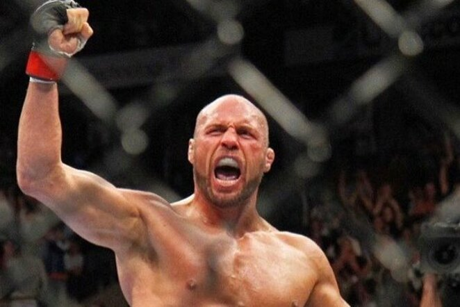 Randy Couture'as | Instagram.com nuotr