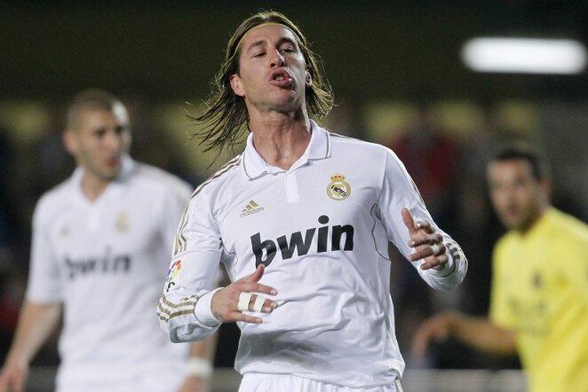Sergio Ramosas | REUTERS/Scanpix nuotr.
