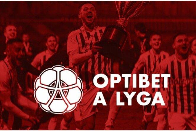"""""""Optibet A lyga""""   Organizatorių nuotr."""