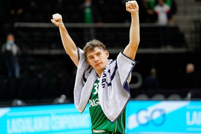 Rokas Jokubaitis | Sportas.lt/Tito Pacausko nuotr.