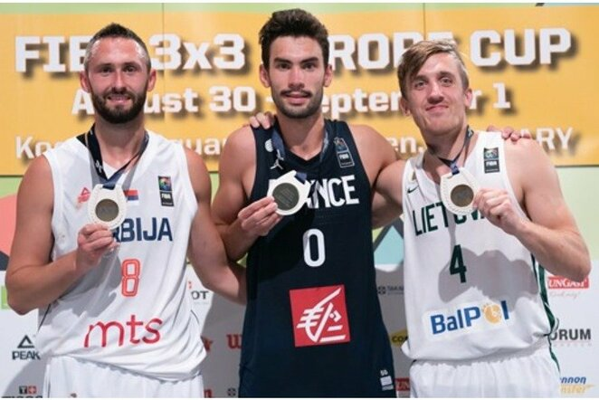 Geriausi Europos čempionato krepšininkai | FIBA nuotr.