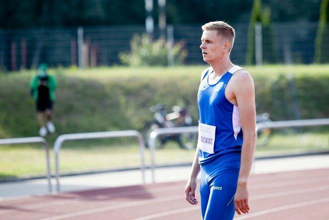 Adrijus Glebauskas | Luko Balandžio / BNS foto nuotr.