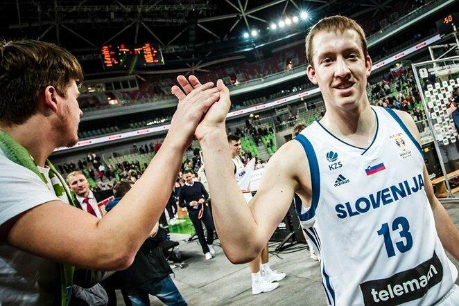 Miha Lapornikas | FIBA nuotr.