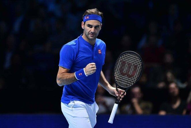 Rogeris Federeris prieš Keviną Andersoną | Scanpix nuotr.