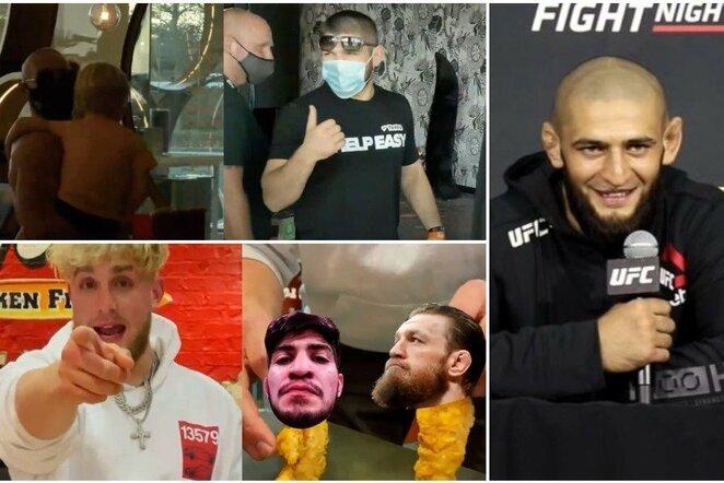 UFC įdomybės | Youtube.com nuotr.