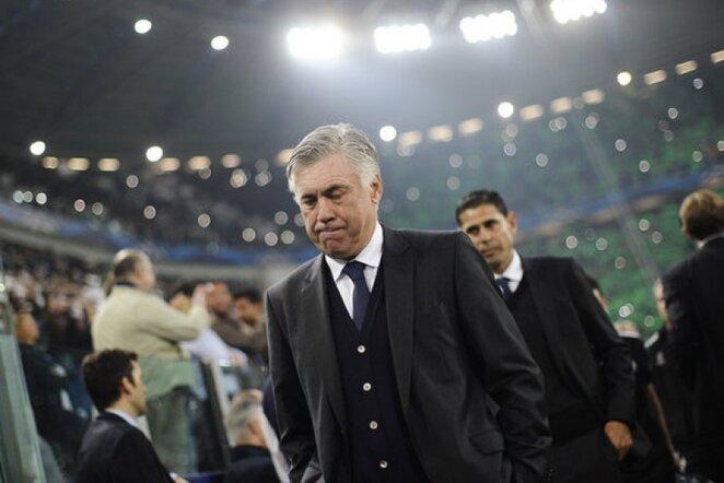 Carlo Ancelotti | Reuters/Scanpix nuotr.