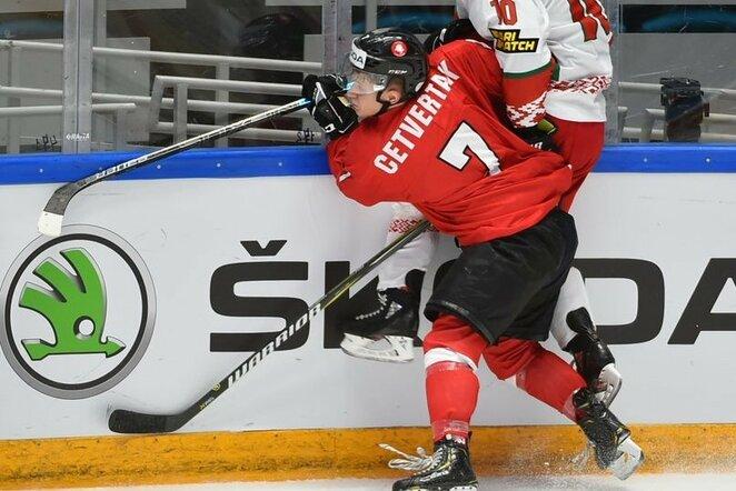 Ilja Četvertakas | IIHF nuotr.