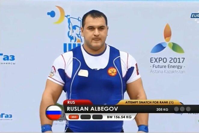 Ruslanas Albegovas | Youtube.com nuotr.