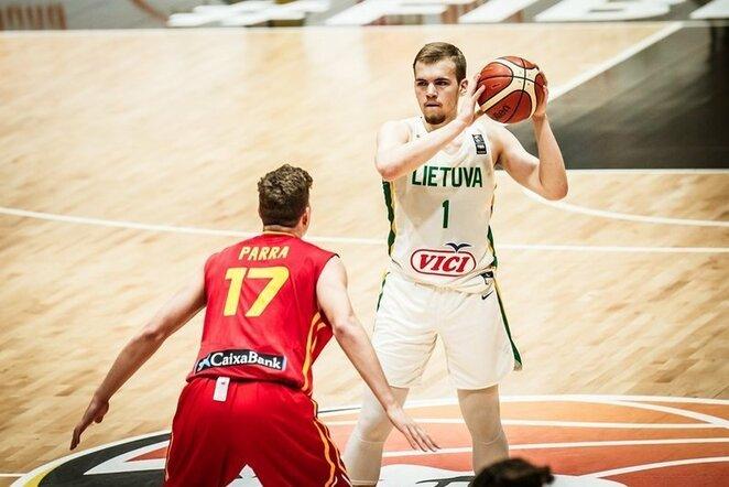 Arnas Velička   FIBA nuotr.