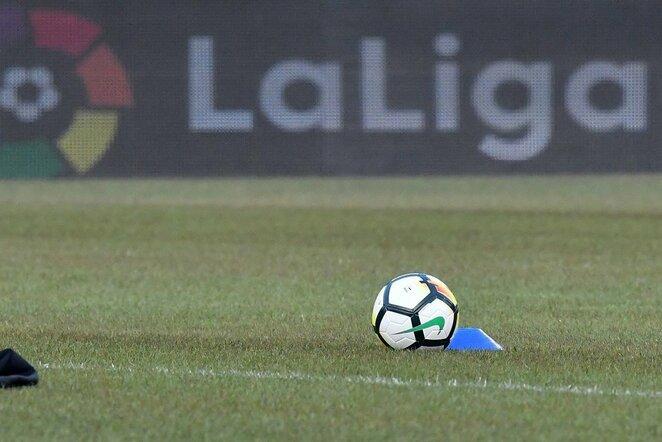 "Ispanijos ""La Liga"" pirmenybės   Scanpix nuotr."