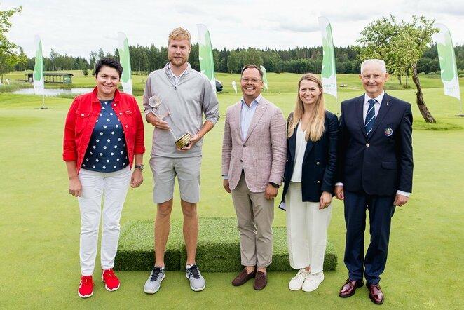 LTOK prezidentės Dainos Gudzinevičiūtės golfo taurės turnyras | Elvio Žaldario nuotr.