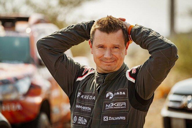 A.Juknevičius rengia pirmąjį Lietuvoje Dakaro relikvijų aukcioną | Organizatorių nuotr.