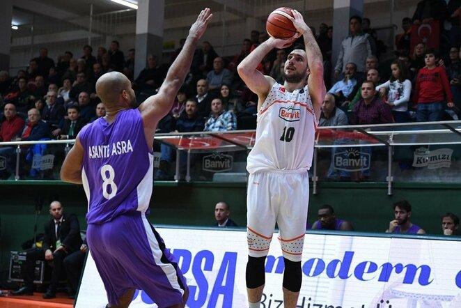 Gediminas Orelikas | FIBA nuotr.