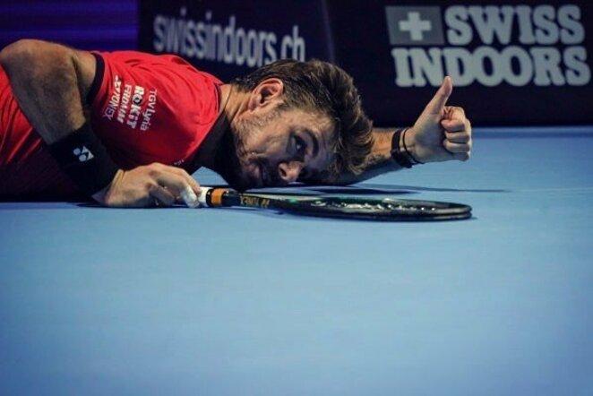 Stanas Wawrinka | Instagram.com nuotr