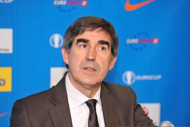 Jordi Bertomeu | Fotodiena/Roberto Dačkaus nuotr.