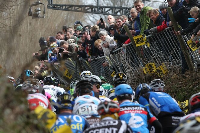 Dviračių lenktynės | AP/Scanpix nuotr.