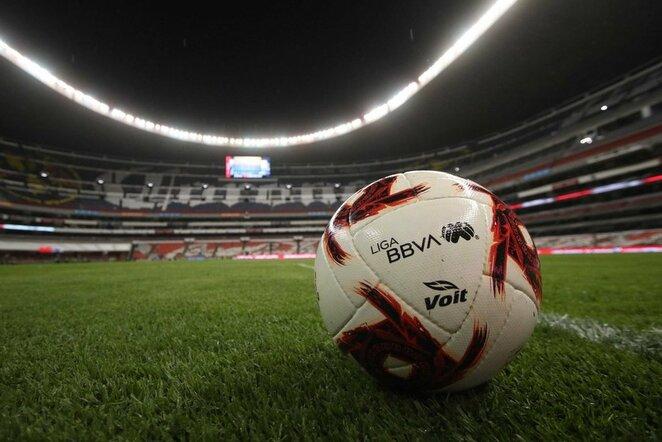 Meksikos futbolo lyga | Scanpix nuotr.