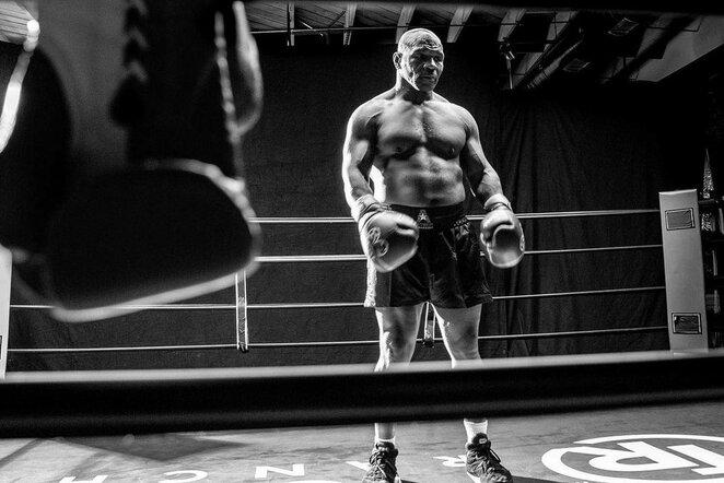 Mike'as Tysonas | Instagram.com nuotr