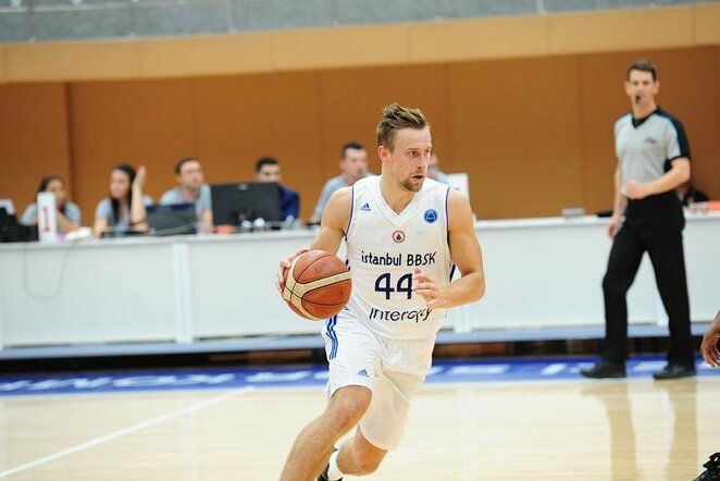 Deividas Dulkys   FIBA nuotr.
