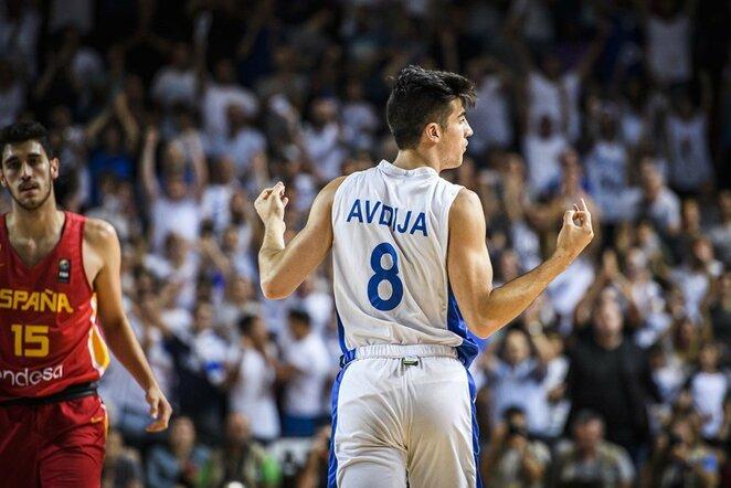 Avdija | FIBA nuotr.
