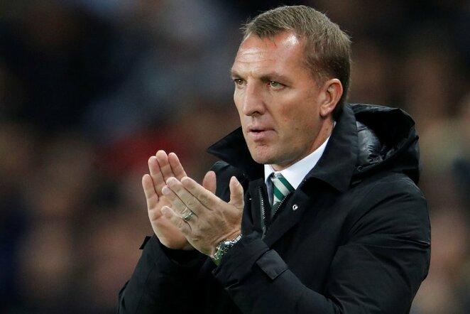 Brendanas Rodgersas | Scanpix nuotr.