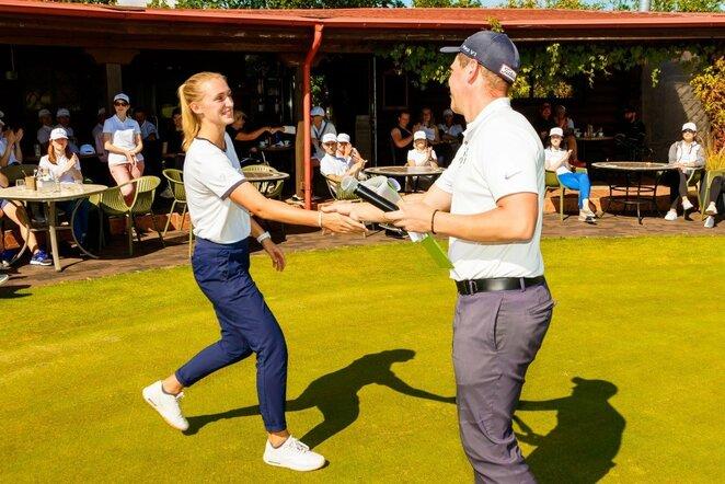 """""""Arimex"""" golfo turnyras   Organizatorių nuotr."""