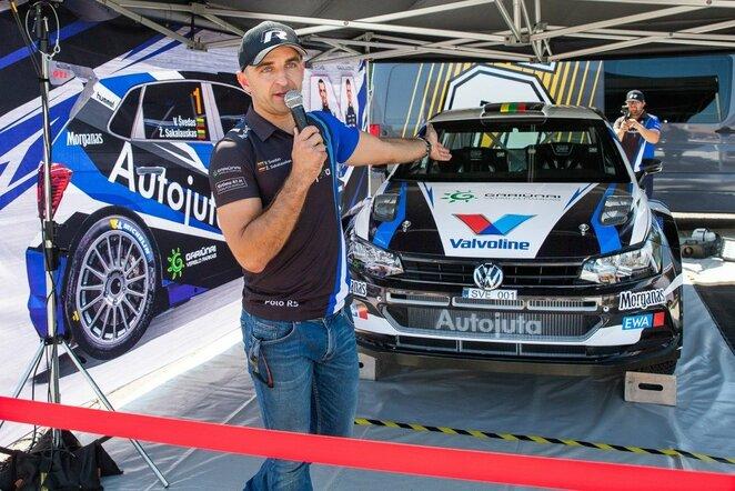 """Volkswagen Performance Event"" | Organizatorių nuotr."