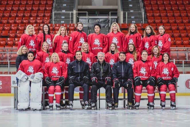 Lietuvos moterų ledo ritulio rinktinė | hockey.lt nuotr.