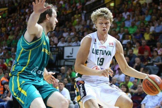 M.Kuzminskas sužaidė puikias rungtynes (Fotodiena.lt)