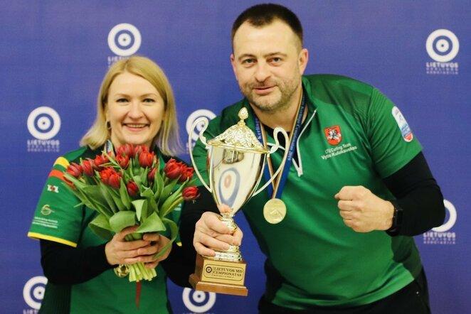 Lina Janulevičiūtė ir Vytis Kulakauskas | Organizatorių nuotr.