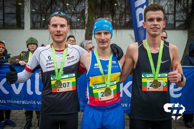 Lietuvos bėgimo taurės etapas Mažeikiuose   Roko Lukoševičiaus nuotr.